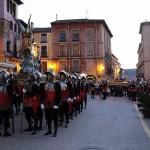 El paso de los Armaos resuena en el corazón medieval de Sigüenza