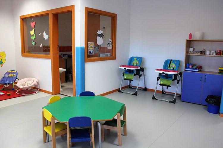 Centro infantil de Yebes