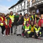 Yunquera de Henares acoge la V Marcha de la Mujer en favor de la lucha contra el cáncer