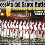 La Semana Santa en Yunquera de Henares contará con una significativa programación de actos tradicionales