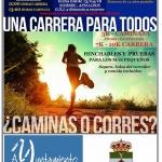 """""""Una carrera para todos"""": Yebra invita a correr o caminar el próximo domingo 15 de abril"""