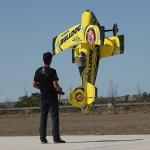 Este fin de semana los mejores pilotos y aviones de aeromodelismo de España se darán cita en Guadalajara