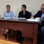 Ángel Canales, elegido por unanimidad nuevo alcalde de Prádena de Atienza