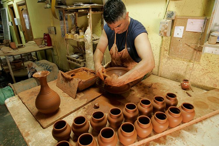 Ceramista (Foto: FARCAMA)