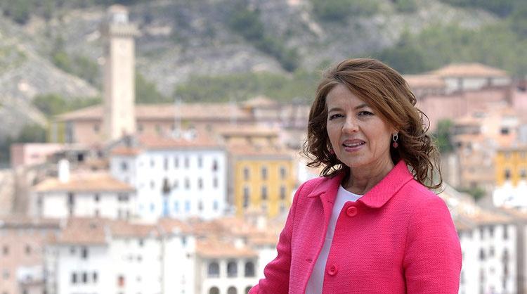 Aurelia Sánchez Consejera de Bienestar Social