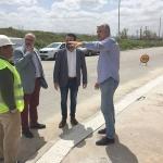 El Ayuntamiento de Azuqueca hace mejoras en los polígonos industriales de la localidad
