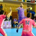 Quabit Guadalajara cae ante un Cangas férreo en defensa (22-34)