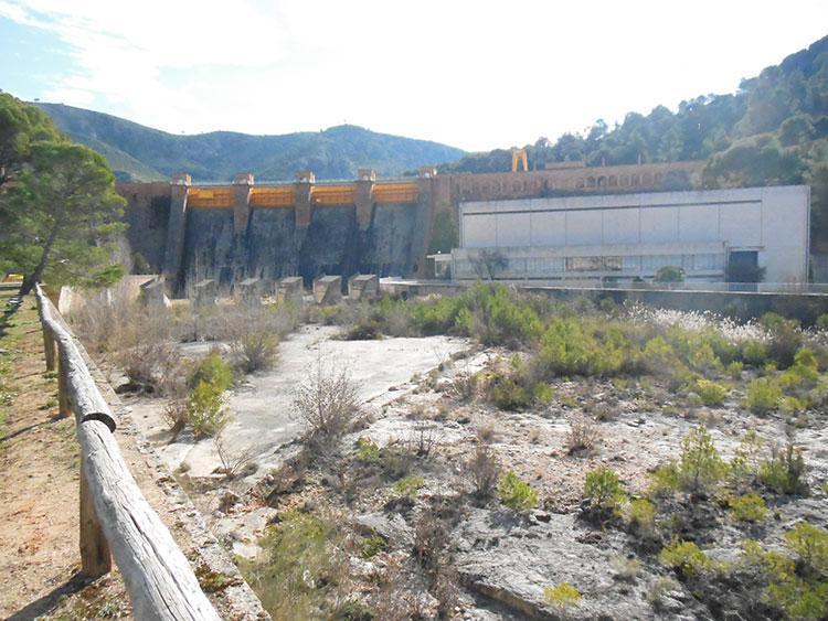 Estación de bombeo del Trasvase Tajo-Segura