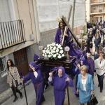 Máxima expresión de religiosidad en la Semana Santa de Brihuega