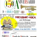 Paseo literario-musical, este sábado en Brihuega
