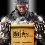 El Tren Medieval regresa a Sigüenza el próximo sábado