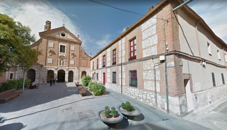 El edificio del Convento de los Franciscanos del Carmen será ocupado por los Hermanos de la Cruz Blanca
