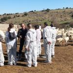 34 jóvenes de la provincia se incorporan al sector ganadero