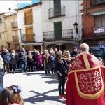 Saetas de fondo, al paso de las Procesiones de Semana Santa por las calles de Horche