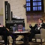 Jiménez Losantos presentó en Sigüenza 'Memoria del comunismo. De Lenin a Podemos'