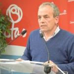 """El PSOE dice que Latre  ha dejado obras """"empantanadas"""" en 25 pueblos"""