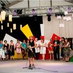 Rojo anuncia que el Maratón de los Cuentos se celebrará en el Liceo Caracense