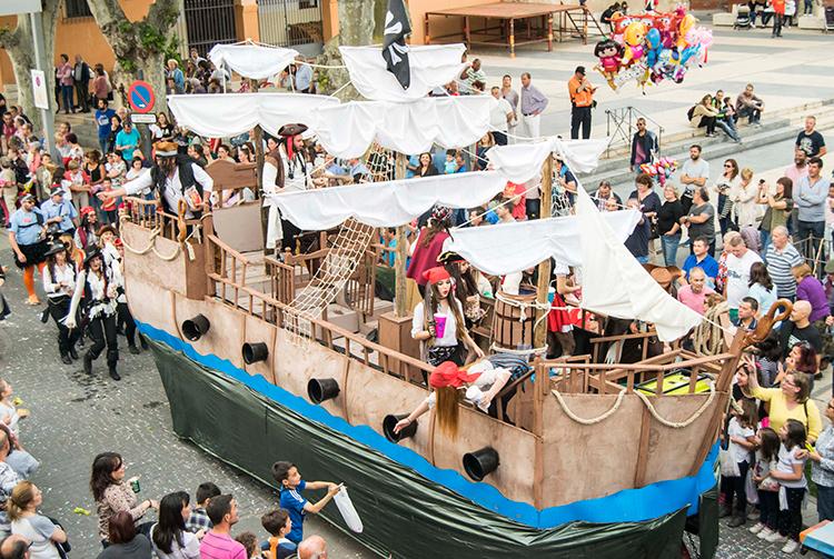 La novedad en las fiestas de este año: habrá un concurso de carrozas