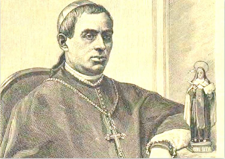 Narciso Martínez Izquierdo. Que fue el primer Obispo de Madrid, y nació en Rueda de la Sierra