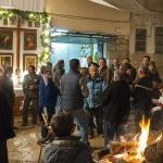Abril termina en Pastrana con la fiesta de las Cruces de Mayo