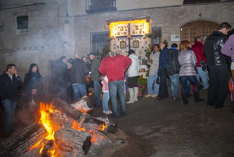 Fiesta de las Cruces en Pastrana