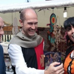Salió el sol para iluminar la V Feria Medieval de Pareja