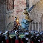 Aumentan las visitas a Sigüenza en Semana Santa
