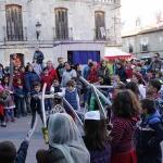 Tamajón ha celebrado este fin de semana su mercado medieval