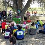 Este sábado se celebra el II Bicicuento de Valdeluz
