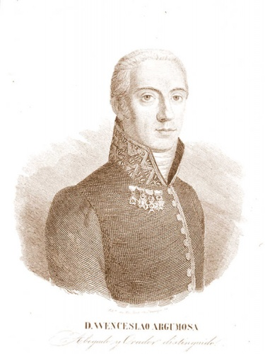 Wenceslao Argumosa Bourke