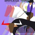 El artista valenciano Paco Ibiza gana el VI Concurso de Carteles del Encierro de Brihuega