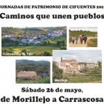 """Cifuentes continúa con las jornadas de patrimonio """"Caminos que unen pueblos"""""""