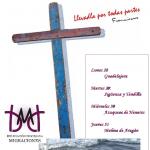 La Cruz de Lampedusa recorre la diócesis