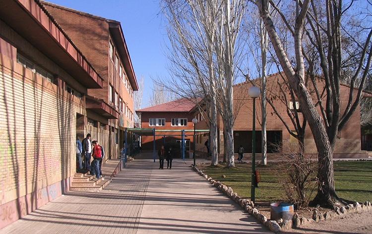 IES San Isidro de Azuqueca
