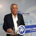 Aguirre anuncia que Fomento dedicará un millón de euros para la variante de la N-320
