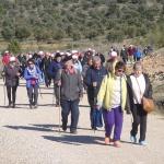 Más de 500 mayores de la provincia participarán en el programa de rutas senderistas