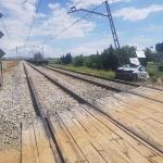 Tres temporeros muertos atropellados por un tren en Fontanar
