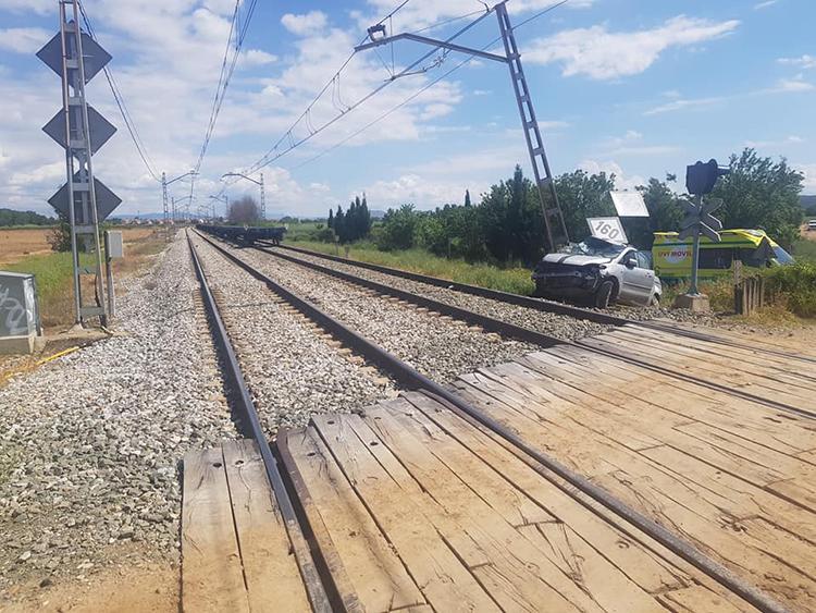 Estado en que quedó el vehículo tras el accidente (Foto: FB-Protección Civil Fontanar)