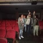 Cerrado el Salón de Actos de la Casa de la Cultura de Azuqueca tras un desprendimiento en el falso techo