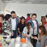 Los institutos azudenses organizan en el EJE una jornada para promocionar la Formación Profesional