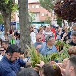 La Fiesta de la Espiga revive este martes la tradición de San Isidro en Azuqueca