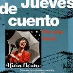La narradora Alicia Merino cierra la temporada de Jueves de Cuento de Azuqueca