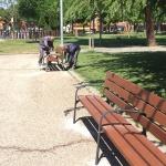 El Ayuntamiento de Azuqueca continúa con el programa de 'Puesta a punto de los parques en Primavera'