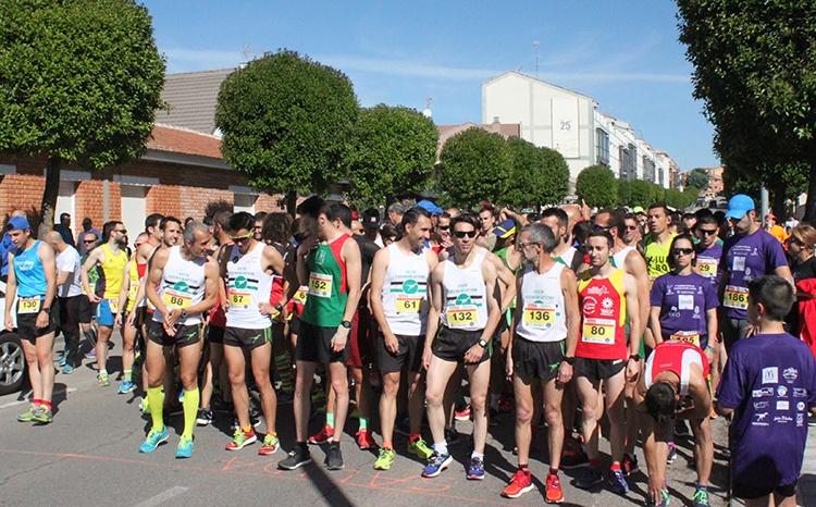 Imagen de archivo de la carrera celebrada el pasado año en Cabanillas