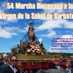Este próximo domingo, 54 edición de la Marcha Diocesana a Barbatona