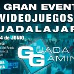La primera Feria de Videojuegos de Guadalajara se celebrará el 23 y 24 de junio en el Espacio Tyce
