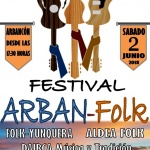 "Arbancón celebra este sábado el primer festival ""Arban-Folk"""