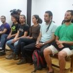 La Junta modifica a la baja su petición de pena para los 'okupas' de Fraguas