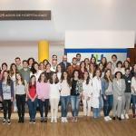 El Área Integrada de Guadalajara recibe a 52 nuevos especialistas en formación