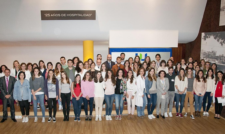 Los nuevos especialista en formación se se incorporan al Área Integrada de Guadalajara